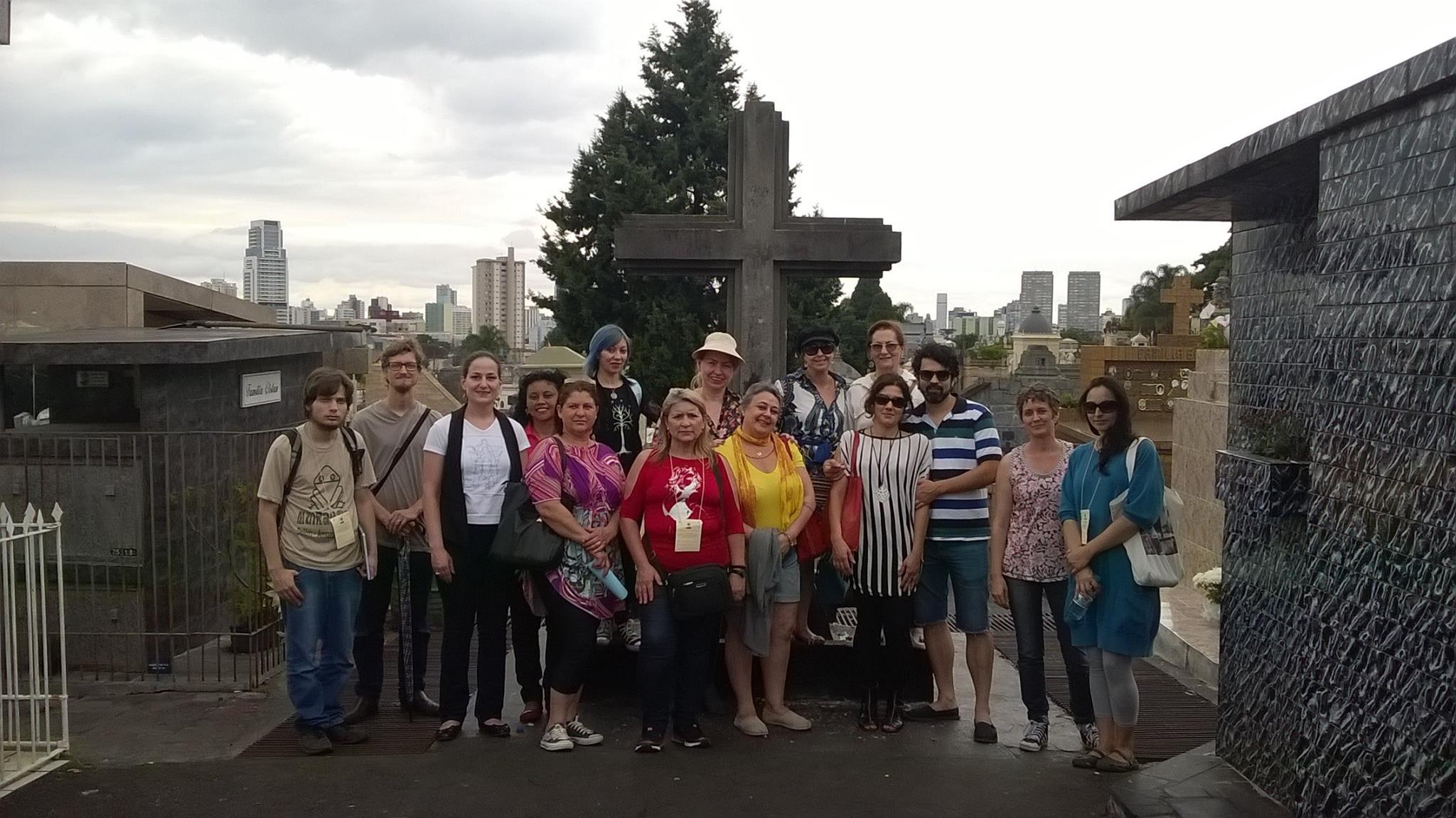 161 anos do Cemitério Municipal