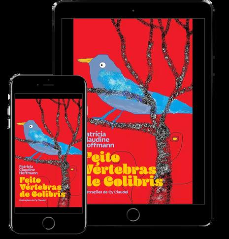 Feito Vértebras de Colibris - eBook Kindle