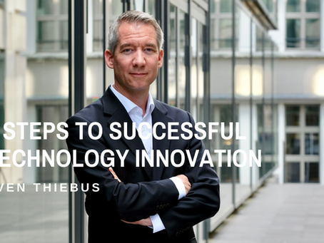 7 Steps to Successful Technology Innovation