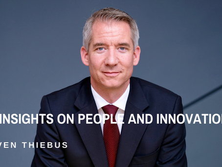 3 Insights on People and Innovation