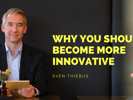 Why You Should Become More Innovative