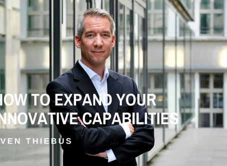 How to Expand Your Innovative Capabilities