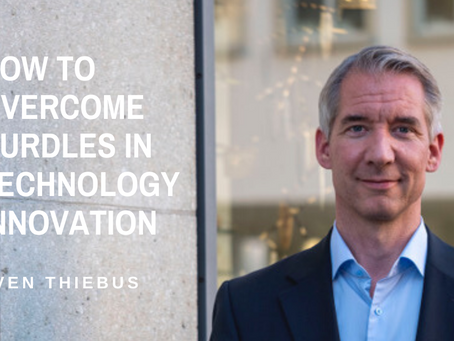How to Overcome Hurdles in Technology Innovation