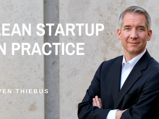 Lean Startup in Practice