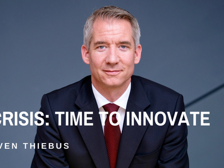 Crisis: Time to Innovate