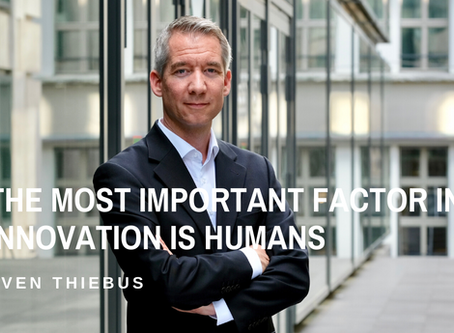 The Most Important Factor in Innovation is Humans