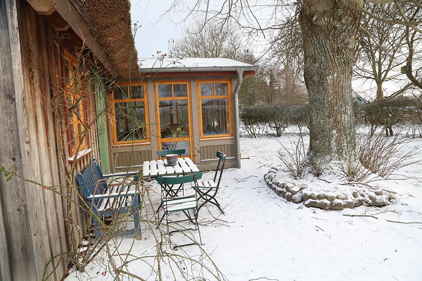 Garten Fuchsbau - Gartenidyll