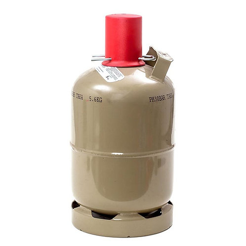 5 kg Propan Grillgasflasche