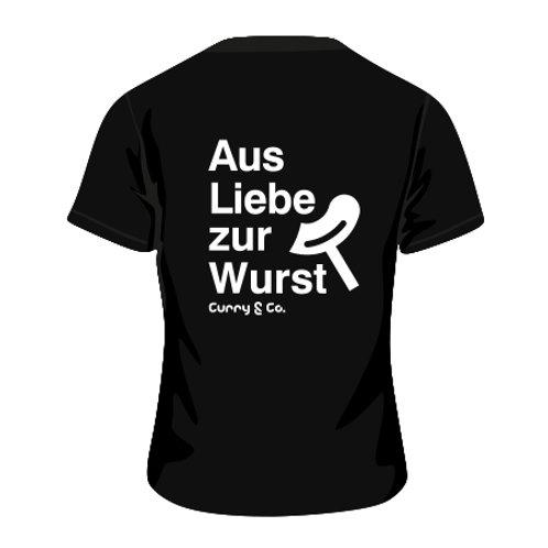 Wurstliebhaber T-Shirt