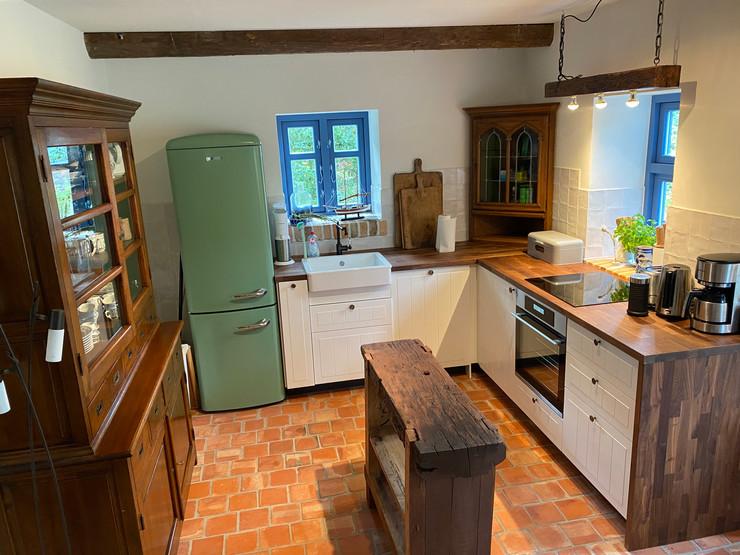 Küche Schwarz-Fuchs