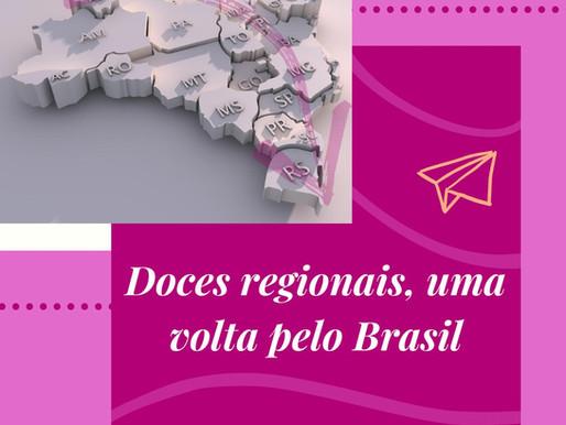Doces regionais