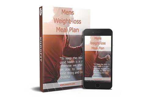 Mens Weightloss Meal Plan Ebook