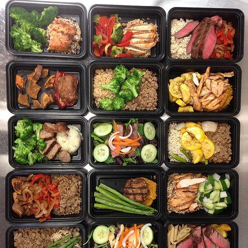 2 Months Custom Meals