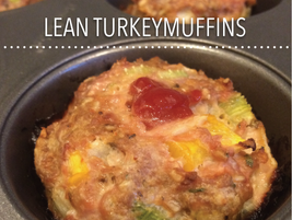 Lean Turkey Muffins