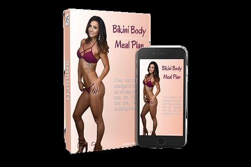 Bikini Body Meal Plan Ebook