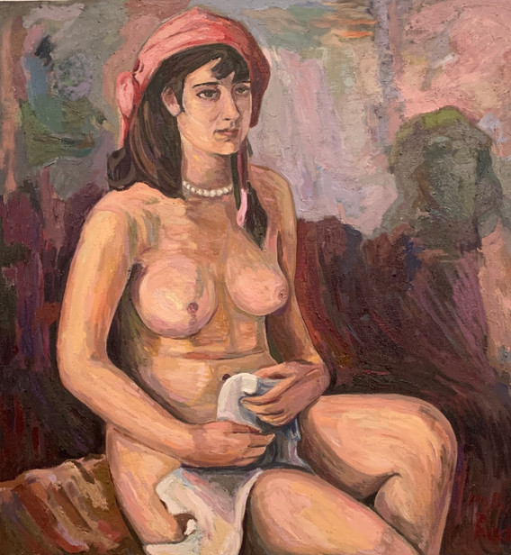 Nude with a Red Cap