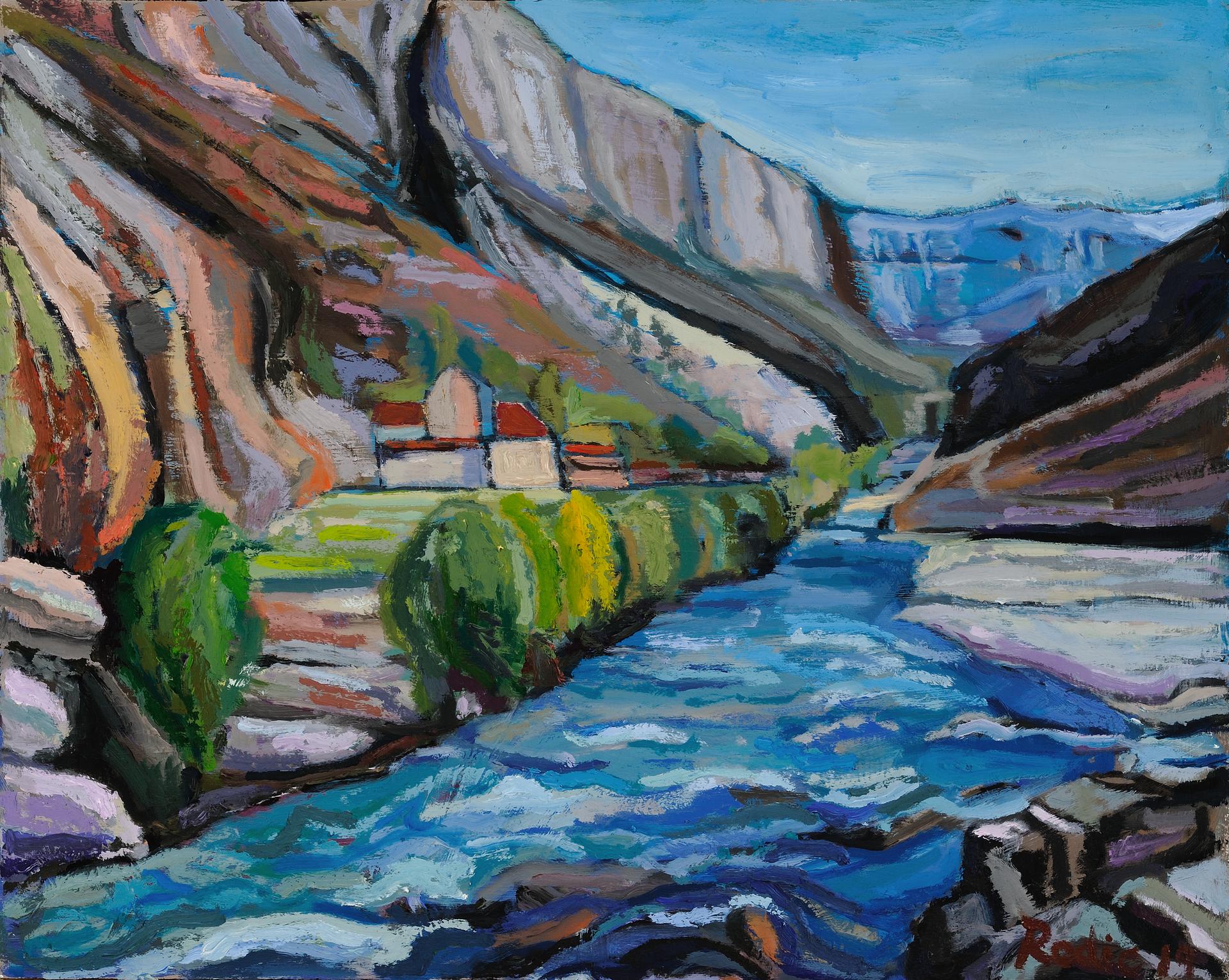 River Lim - Montenegro