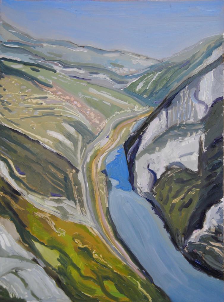 Grdelicka Gorge