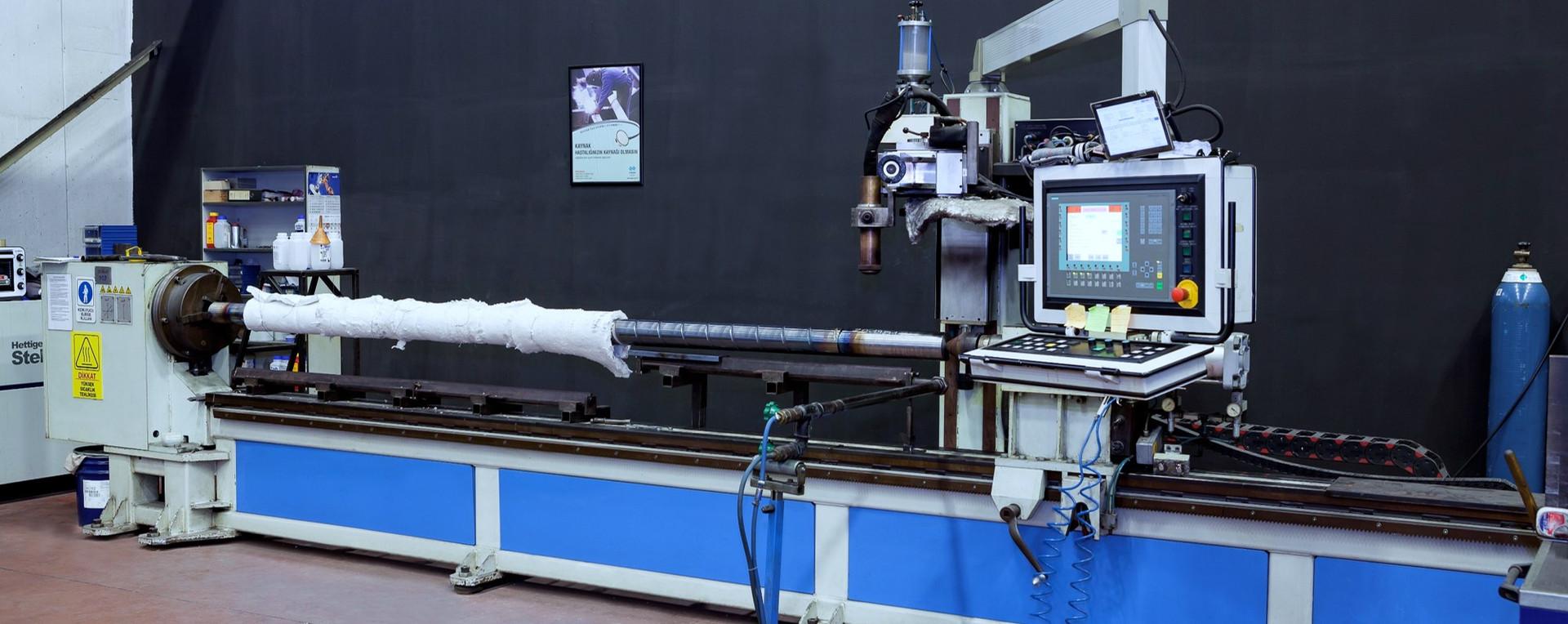 CNC PTA WELDING MACHINE