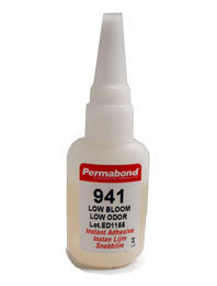Permabond 941 low odour 1 x 20g bottle