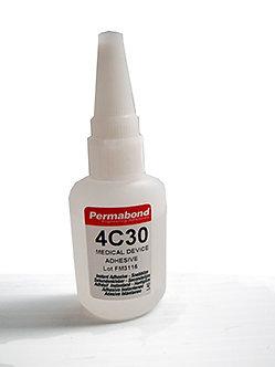 Permabond 4C30 1 x 30g bottle