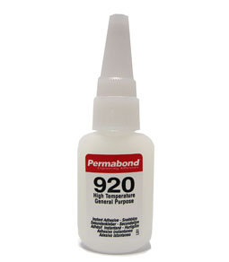 Permabond 920 high temperature 1 x 20g bottle