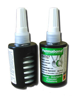 Permabond HH167 1 x 75ml accordion
