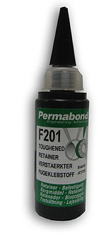 Permabond F201 1 x 50ml bottle
