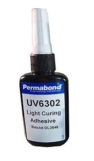 Permabond UV6302 adhesive