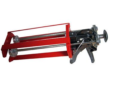 2:1 400ml Cartridge Manual Dispensing Gun
