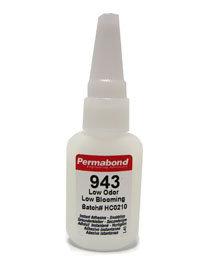 Permabond 943 low odour 1 x 20g bottle