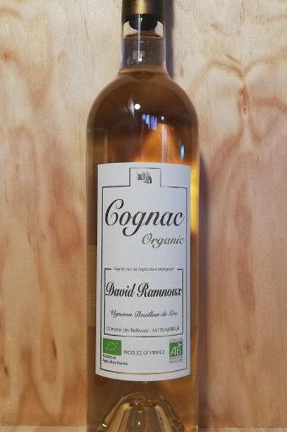 Cognac Organic bio David Ramnoux