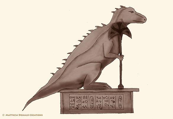 Matthew Donald Creator   Megazoic Dinosaurs – The Gondwanian Republic