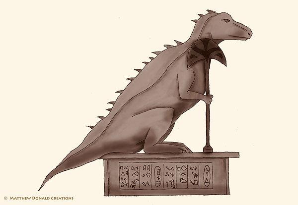Matthew Donald Creator | Megazoic Dinosaurs – The Gondwanian Republic