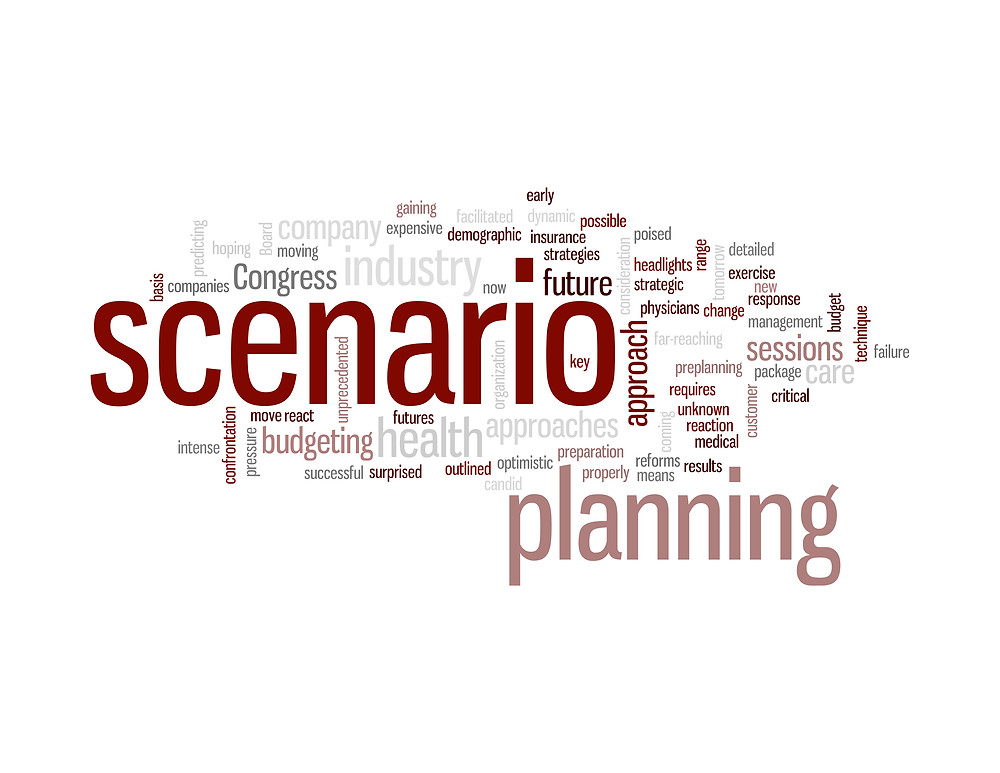 Scenario planning - Strategic Plans