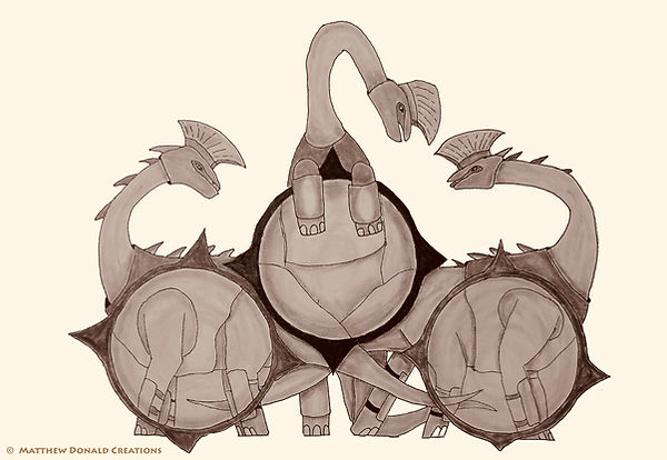 Matthew Donald Creator | Megazoic Dinosaurs – The Amazona Kingdom