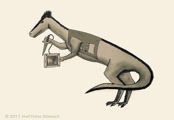 Matthew Donald Creator | Megazoic Dinosaurs – The Zalondu Kingdom