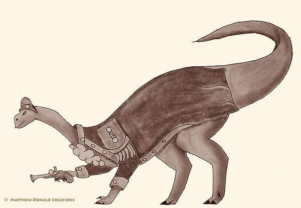 Matthew Donald Creator | Megazoic Dinosaurs – The Yndonia Republic