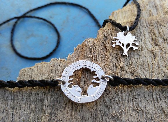 Acacia Tree Bracelet/Pendant Set