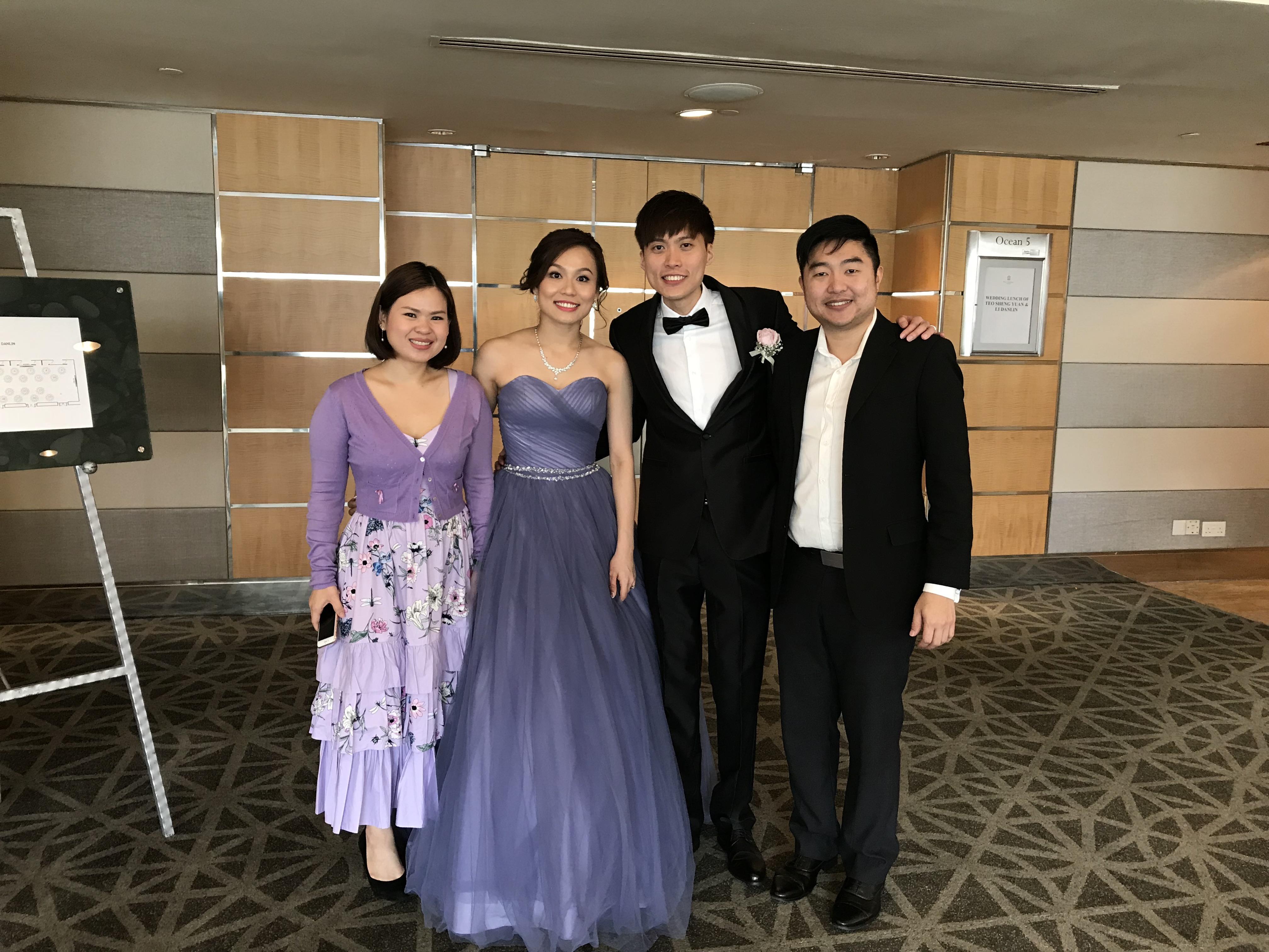 Shen Yuan and Danlin