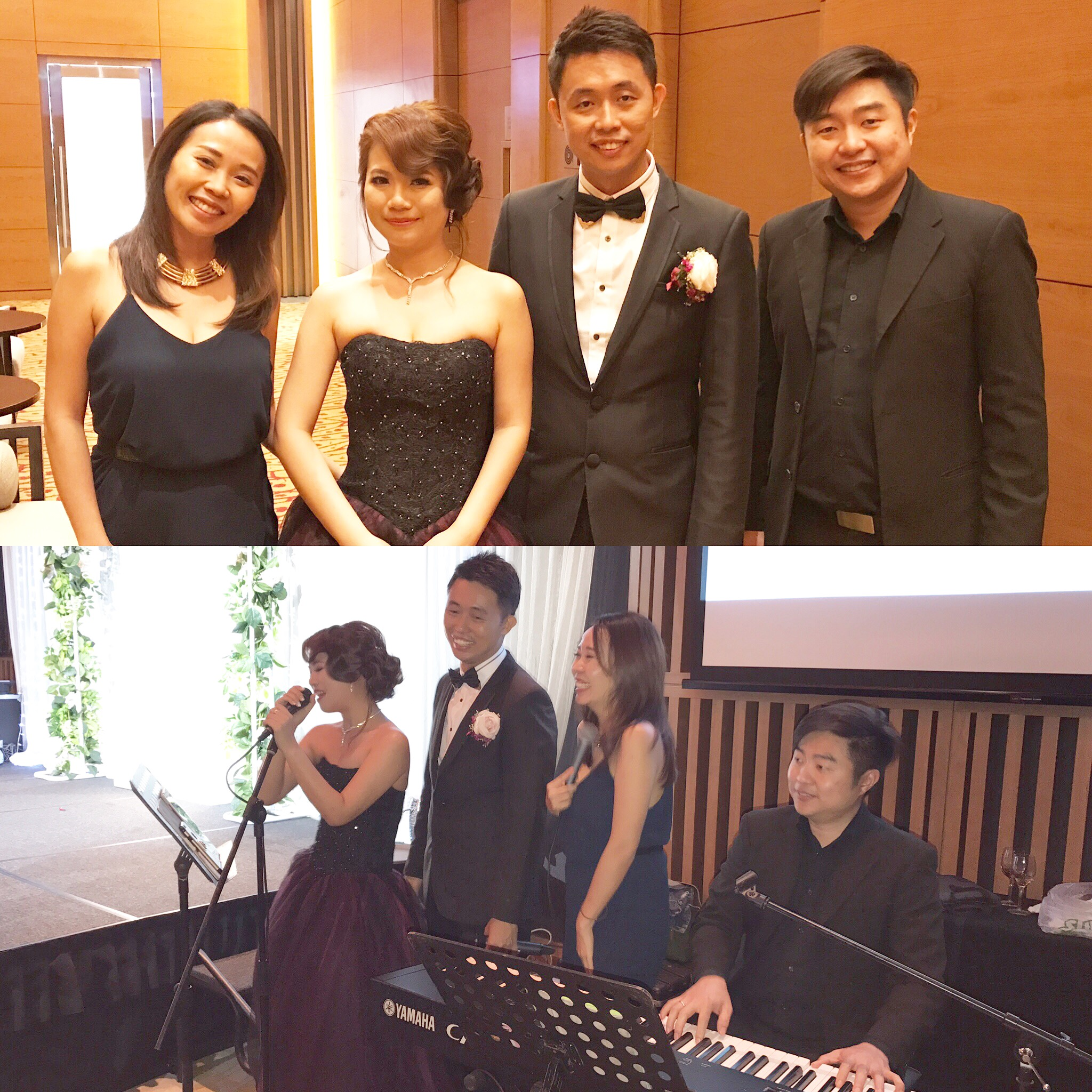 Jianwei and Adelyn's wedding dinner