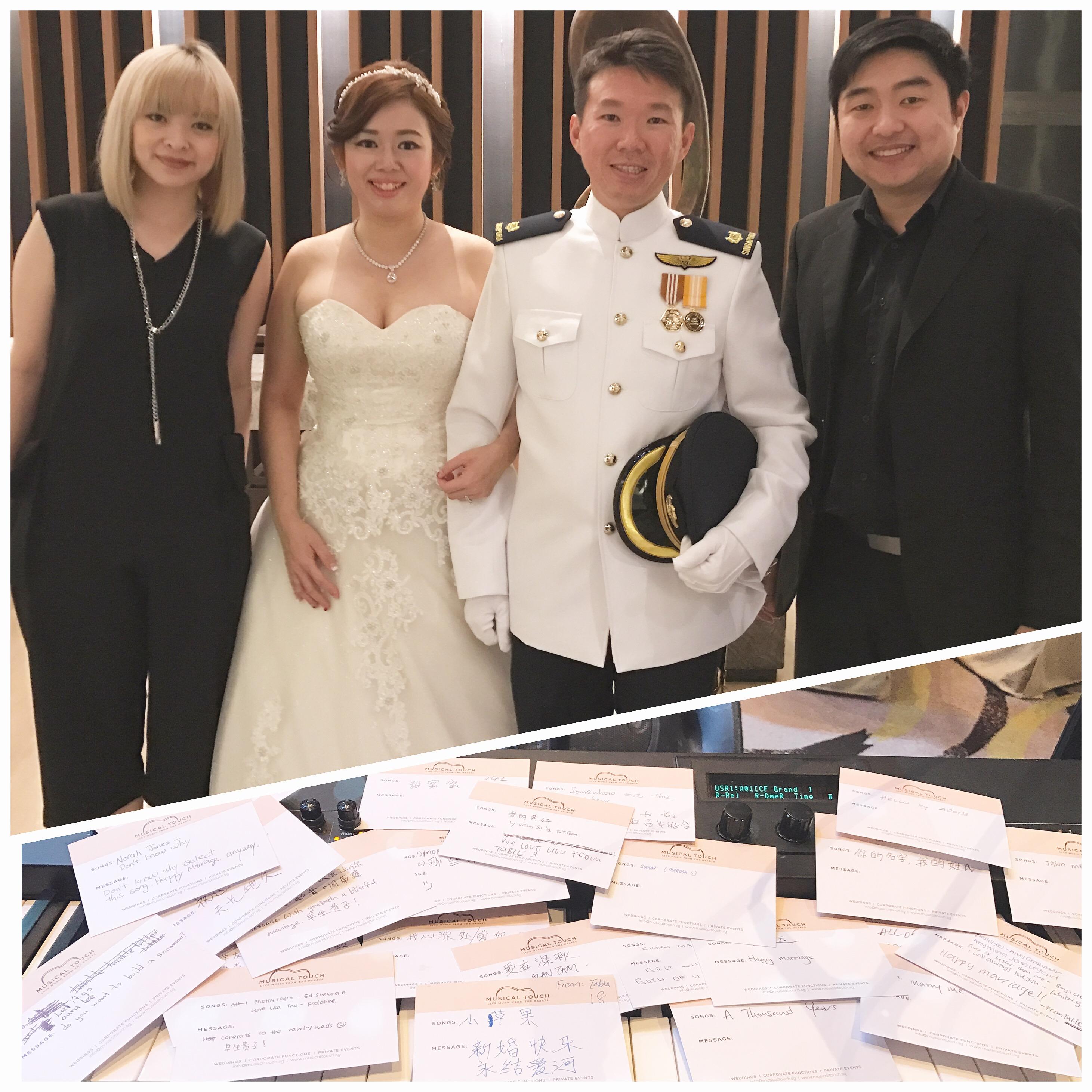 Wee Leong and Shu Wei's Wedding