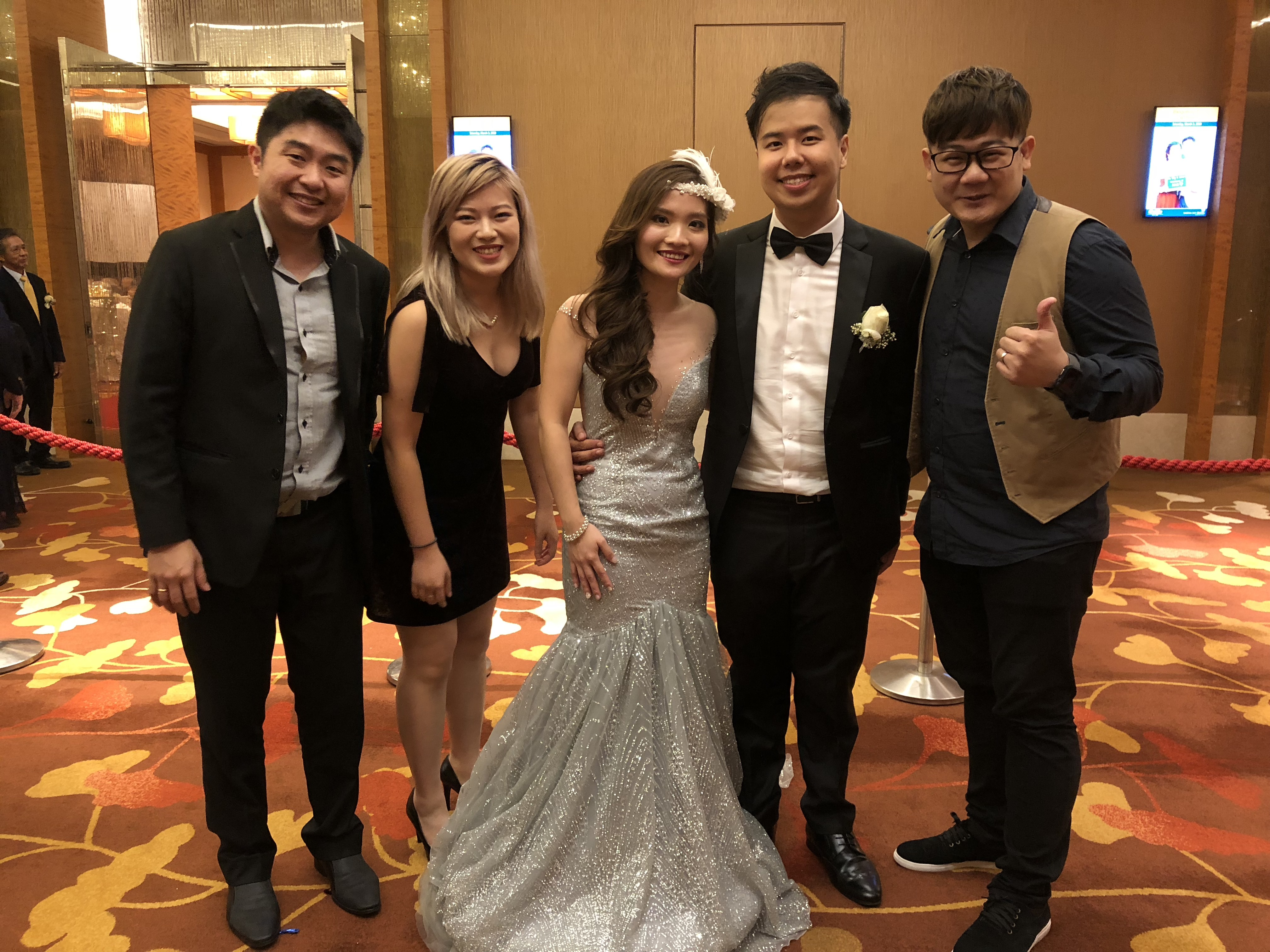 Jackson & SiHui's Wedding Dinner