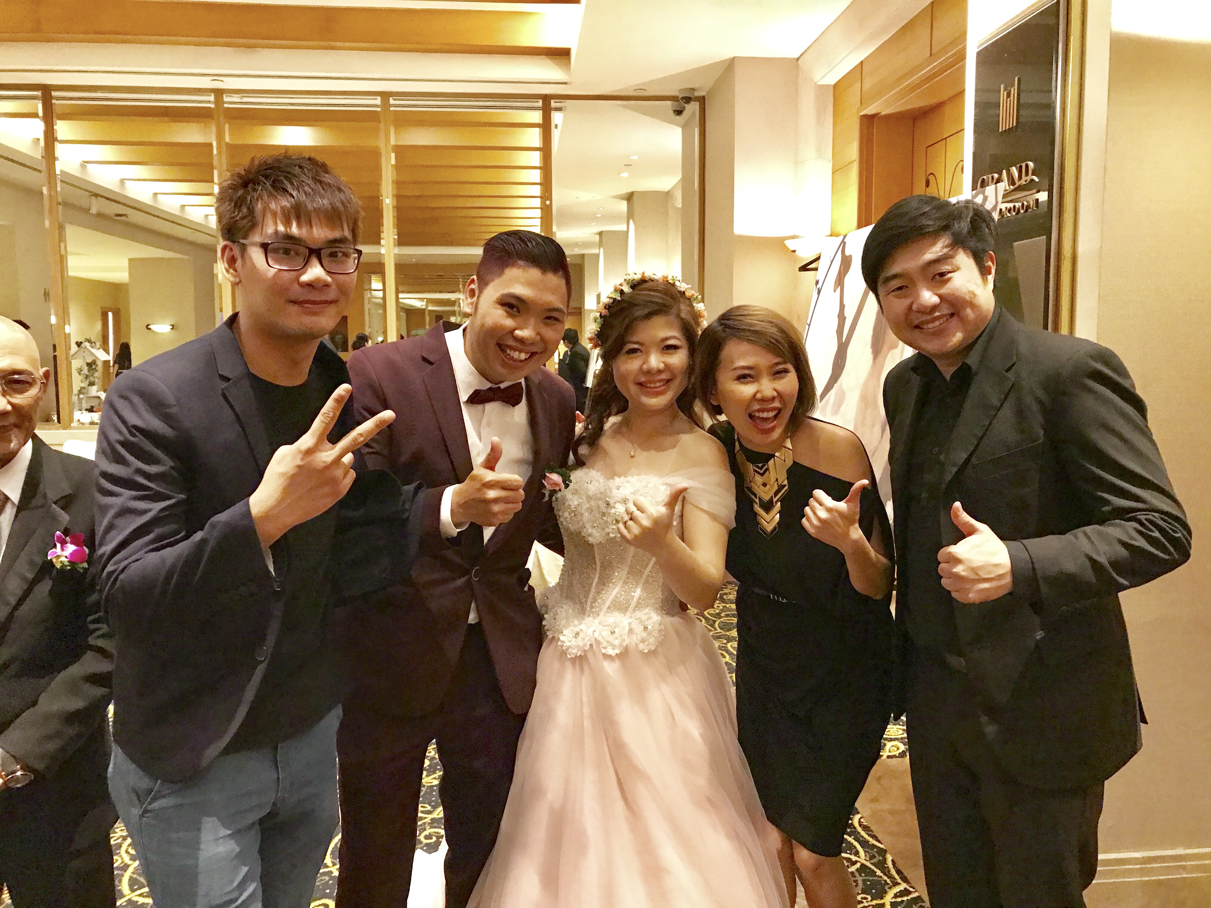 Jin Zhao and Mandy's Wedding Dinner