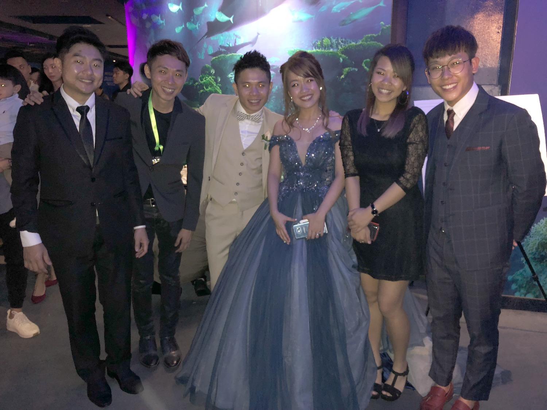 Zhong Yi & Eileen's Wedding Dinner