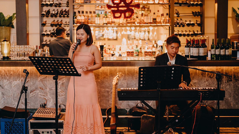 Wedding LIve Music Singapore