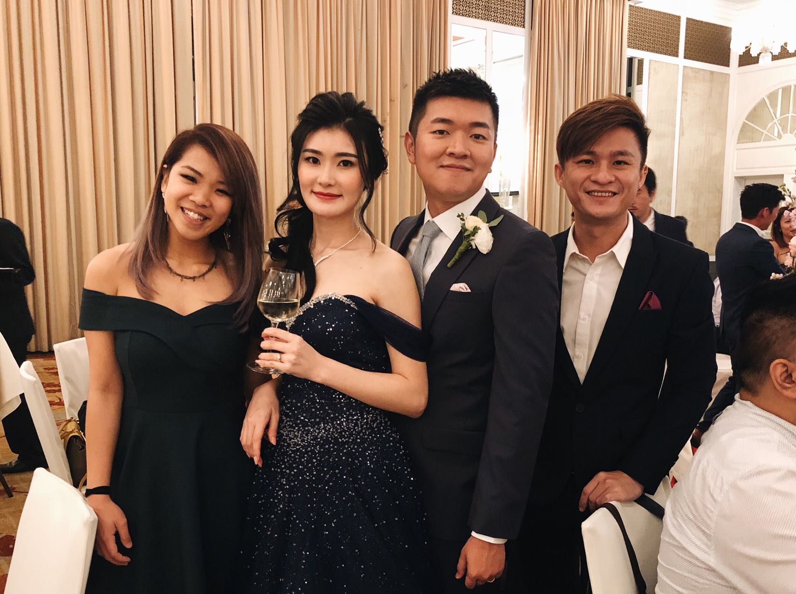 ZhongYuan & Cecilia's Wedding Dinner