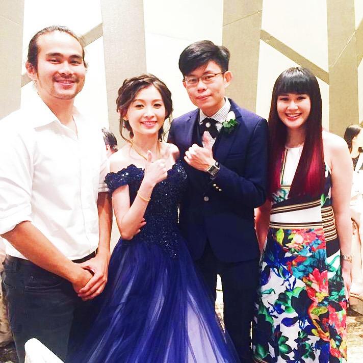 Zentier and Meijie Wedding LUNCH