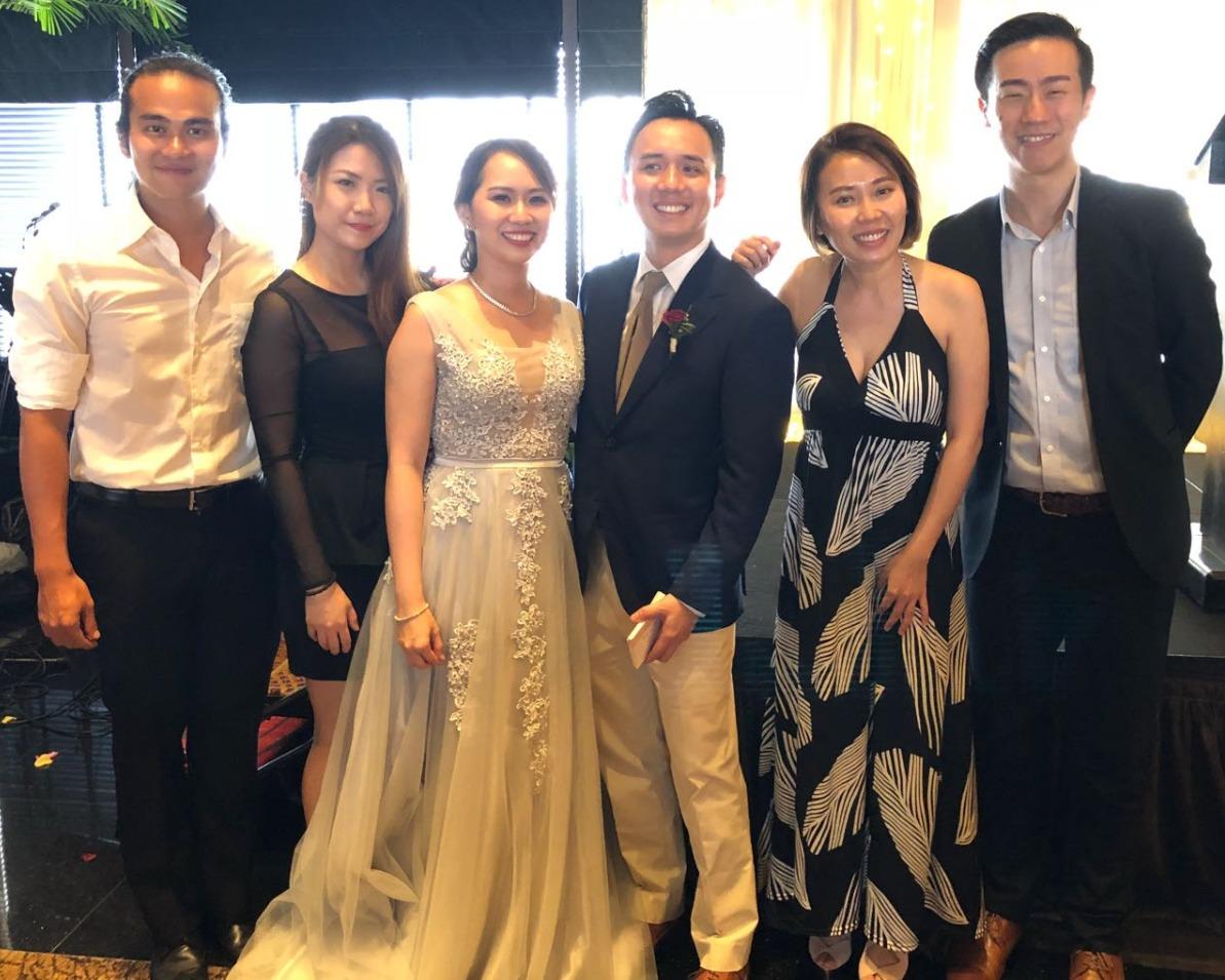 Chun Kiat and Kerri's Wedding Lunch