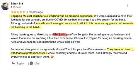Wedding Live Band Ben Hum Review.jpeg